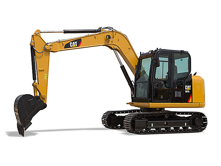 An introduction to hydraulic excavators