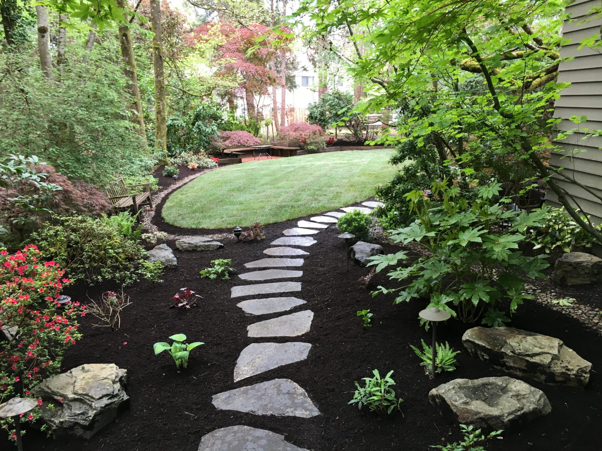 Benefit from the Expertise of a Landscaping Contractor