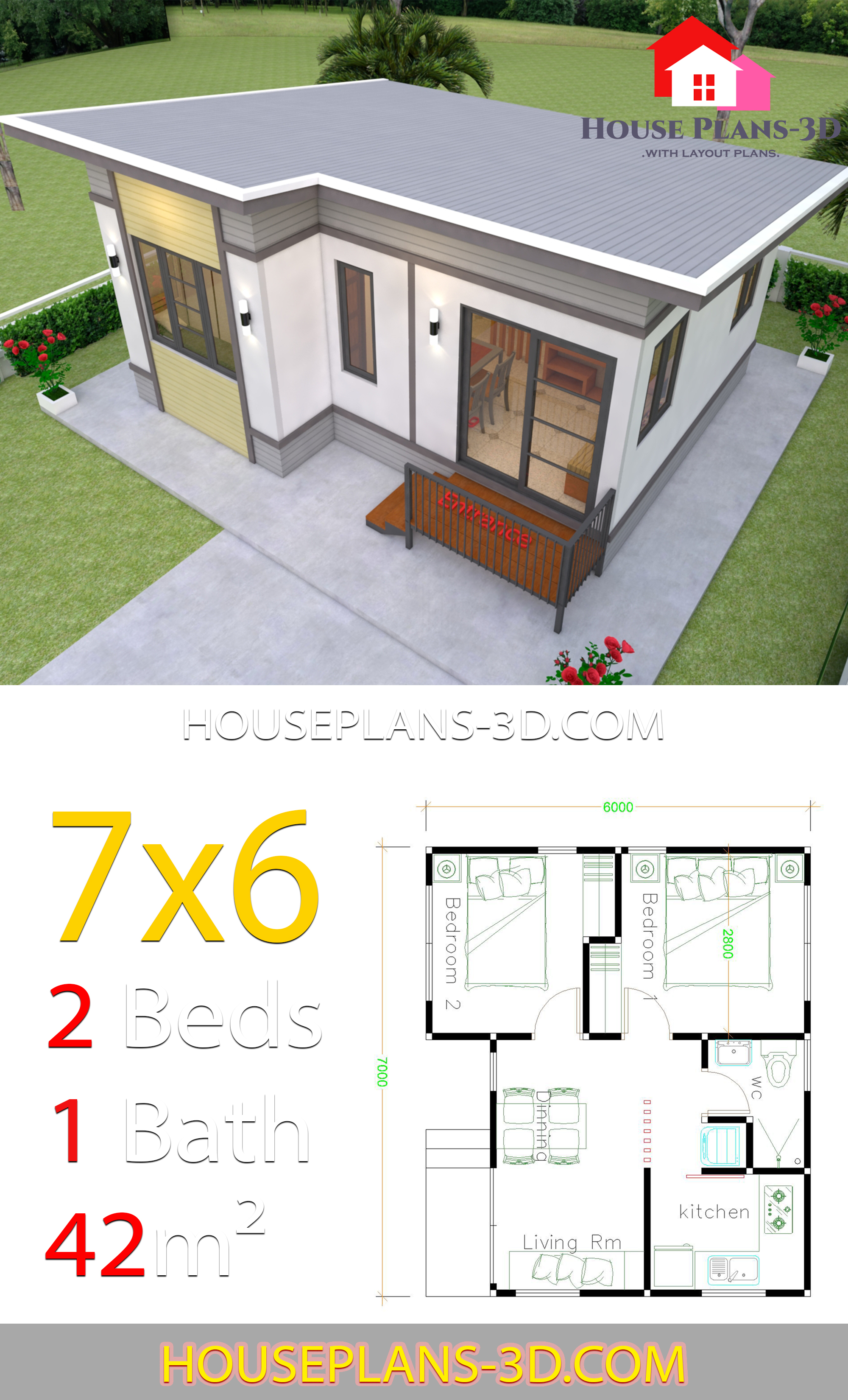 Small House plans 7x6 with 2 Bedrooms on very small house plans, modern house plans, bungalow house plans, small cottage house plans, kitchen house plans, luxury cottage house plans, two bedroom handicap house plans, sq ft. house plans, simple house plans, cute small house plans, 1bedroom house plans, 1 bedroom plans, country house plans, loft house plans, duplex house plans, 14 bedroom house plans, 5 bedroom house plans, north east facing house plans, floor plans, great room house plans,